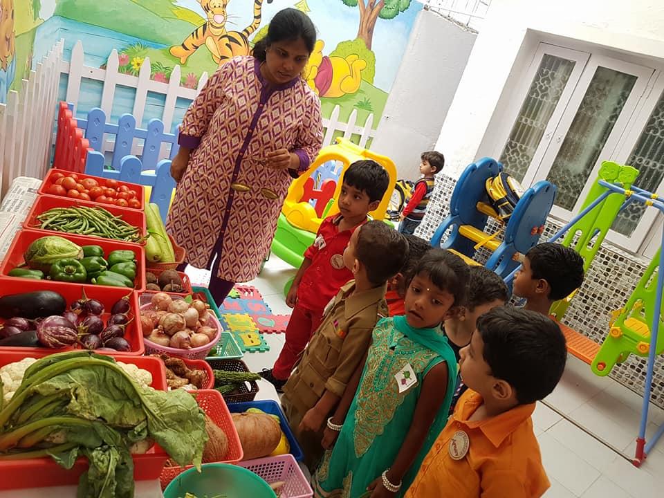 The market for children's