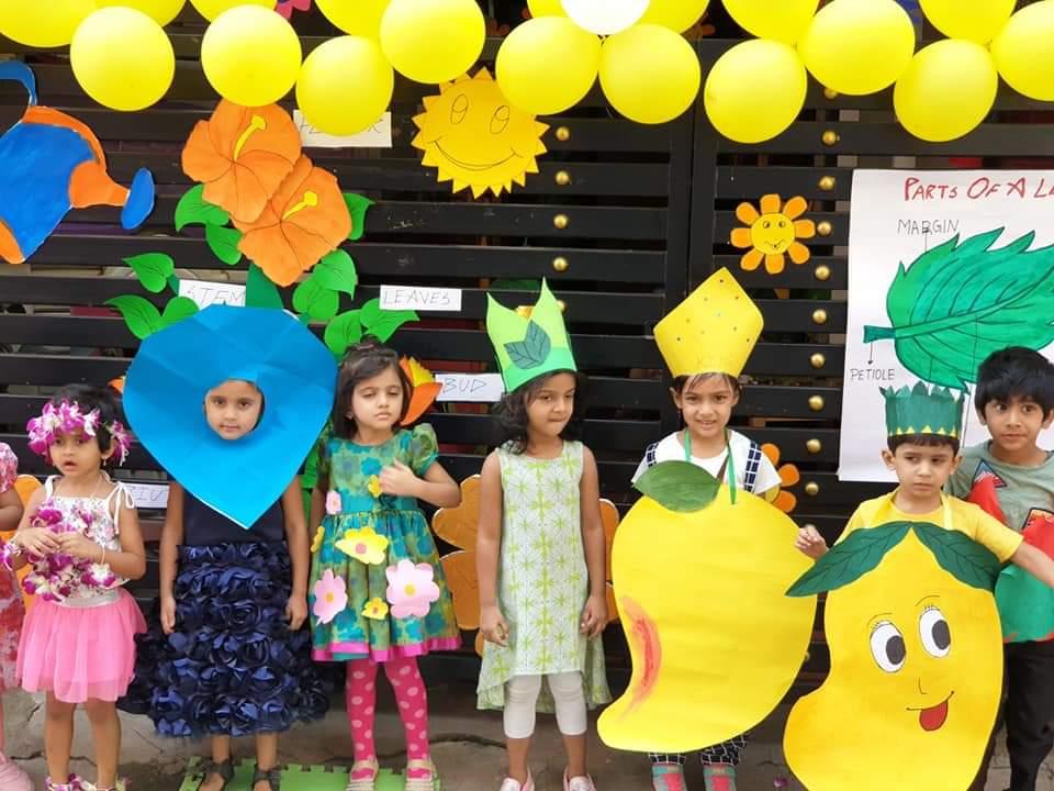Botany for kids